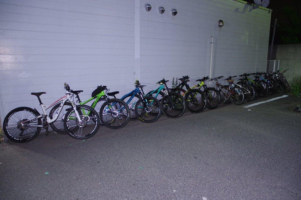 MTBモーニングライド:5月19日(日)MTBライドでのんびりサイクリングしましょう。