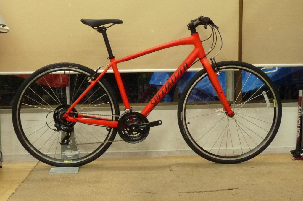 サイクリングや通勤にいかがでですか! スペシャライズド シラス