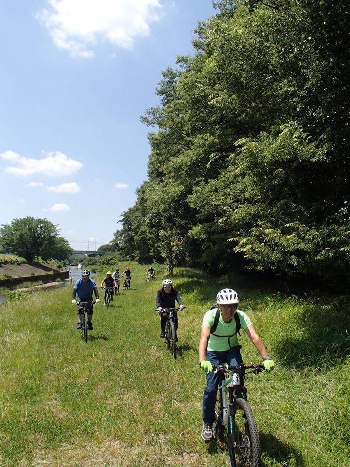 MTBモーニングライド:6月24日(日)MTBライドでのんびりサイクリングしましょう。