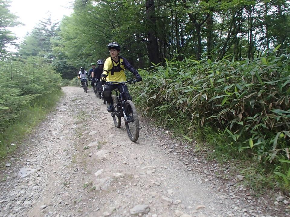 MTBモーニングライド:10月14日(日)※お休みとなります  MTBモーニングライドでのんびりサイクリングしましょう。