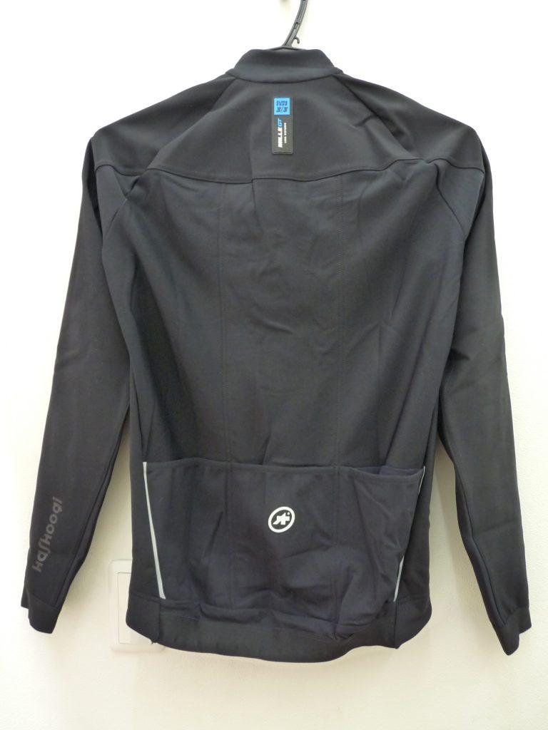 ちょっと早いけど、寒い冬でもしっかり走る方へ ASSOS MILLE GT jacket winter