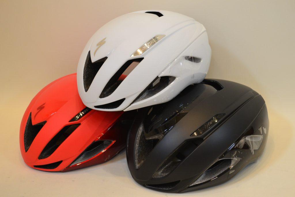 エアロと快適性の両立!スペシャライズド新型ヘルメットS-WORKS EVADE2