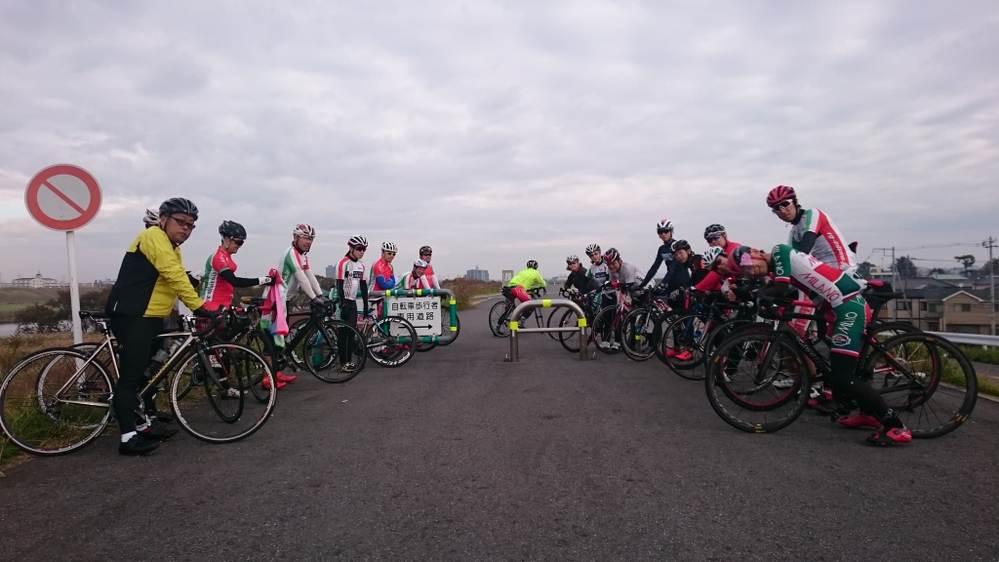 チームミラノの朝ランに参加してきました!