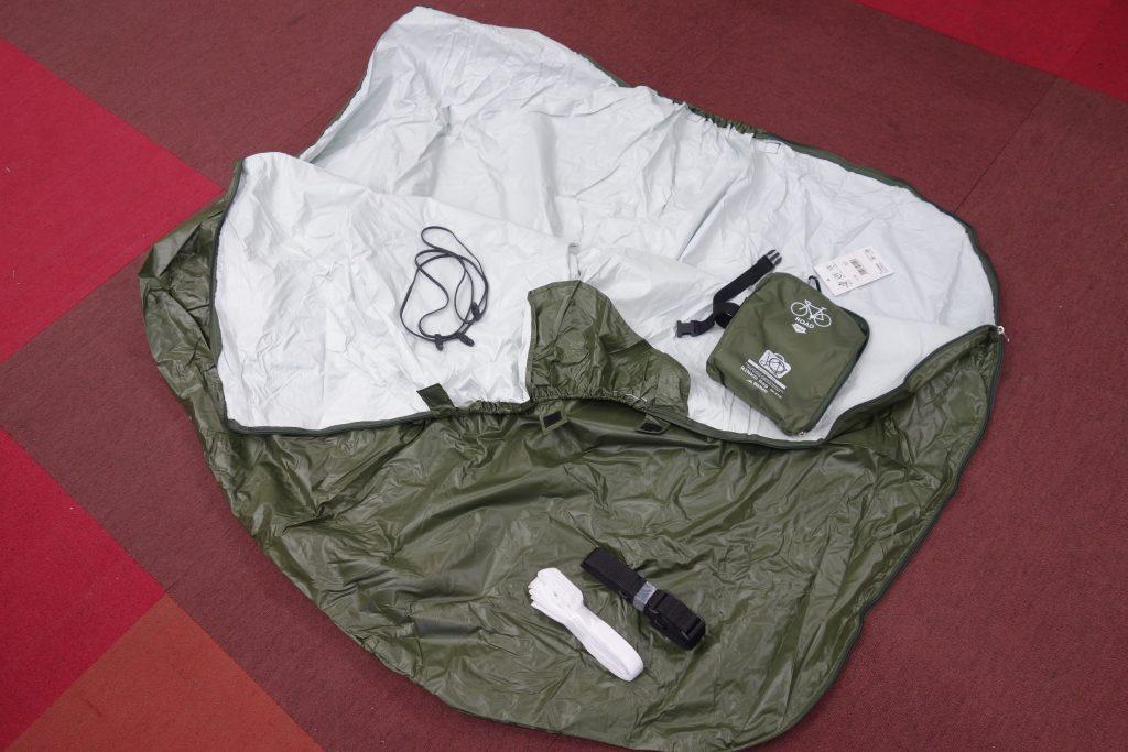 大久保製作所の輪行袋RK-01Mが数量限定特価