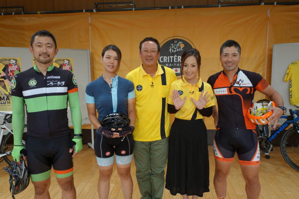 スズキ&太田出演テレビ埼玉 さいたま市広報番組「のびのびシティさいたま市」の動画配信はじまりました。