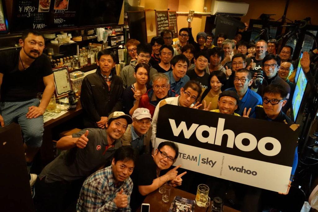 大盛況!!Wahoo協力 Zwift(ズイフト)体験会&どうやったら始められるのセミナー4月14日開催しました。