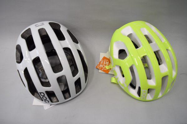 POCのヘルメット入荷しました!!