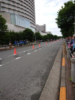 当店が応援している女子プロトライアスリート西麻依子選手からお台場での開催の全日本選手権のレポートが届きました。