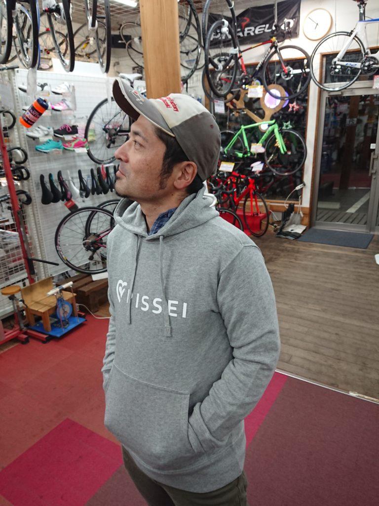今年最後の最後の入荷ジャパンオリジナルPISSEI(ピセイ)プルオーバーパーカー