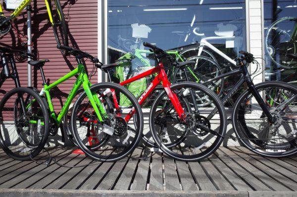 クロスバイクも専門店で!「新生活準備キャンペーン」開催します