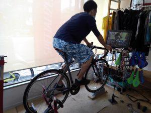 ご通勤にロードバイクを!もちろんフィッティングしてお渡ししますよ!