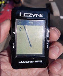 LEZYNE GPS MEGA XL 導入しました!