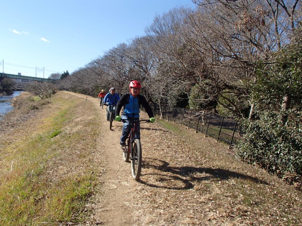 MTBモーニングライド:4月28日(日)MTBモーニングライドでのんびりサイクリングしましょう。