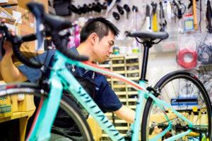 スポーツバイクは小マメな手入れやメンテナンスしながら乗るもの…って、すぐに壊れちゃうの?