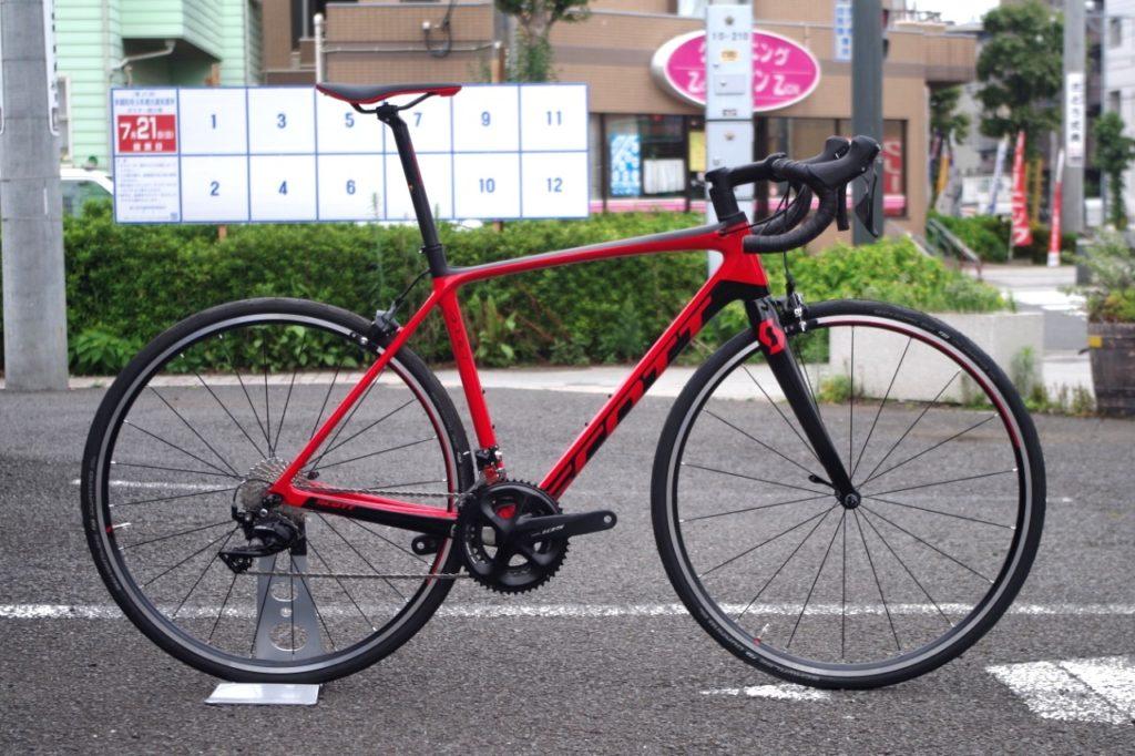 「セール」軽量でしなやかなエンデュランスバイク「ADDICT」でキャンペーンです!
