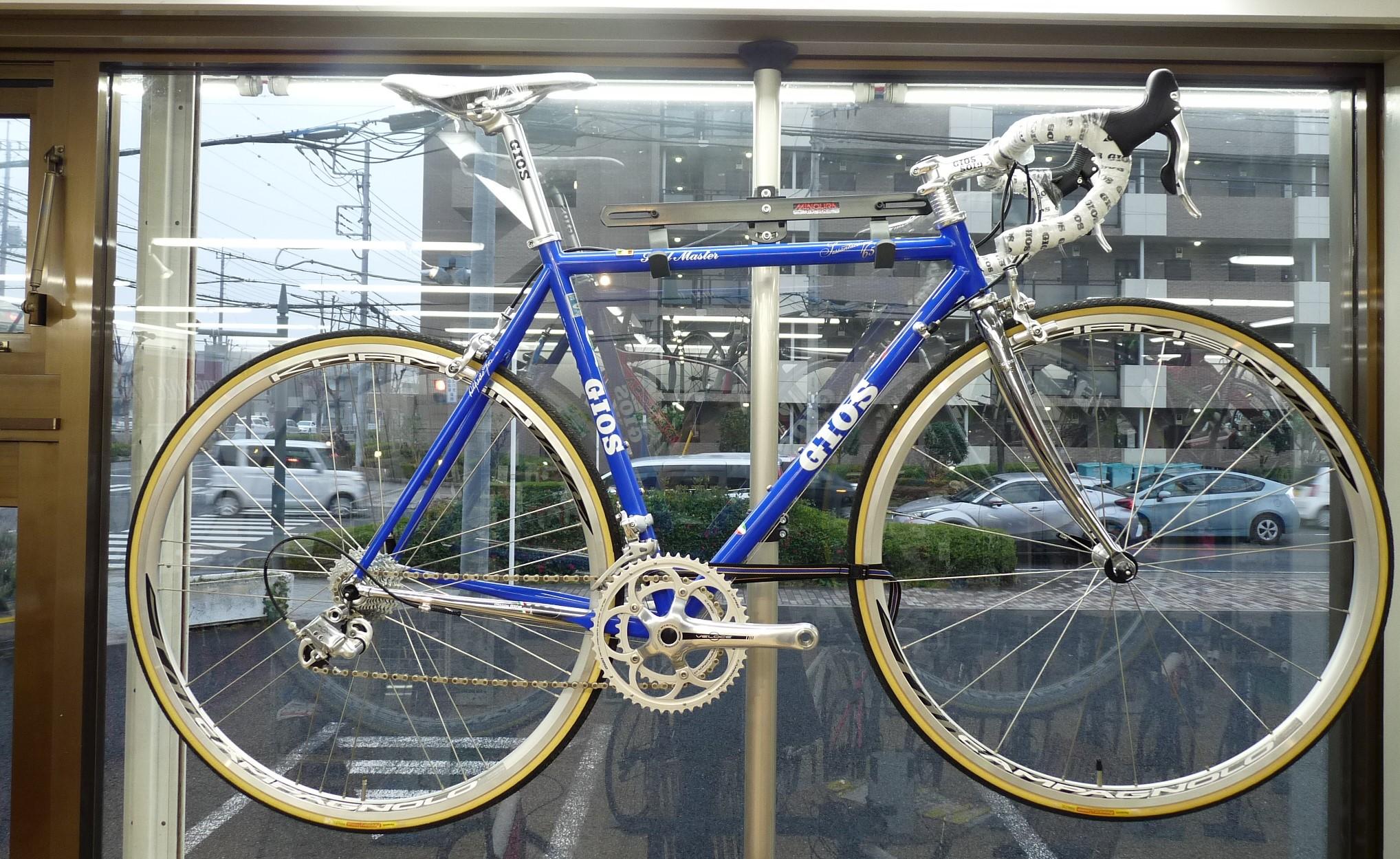 ふじみ野店特価情報‼ 記念モデルのこのバイクも?! GIOS STEELMASTER 特価セールです!
