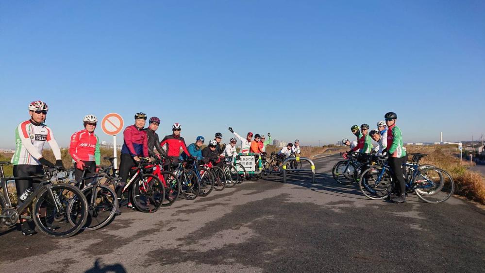 3月末までは50kmコース!チームミラノの朝ランに参加してきました♪