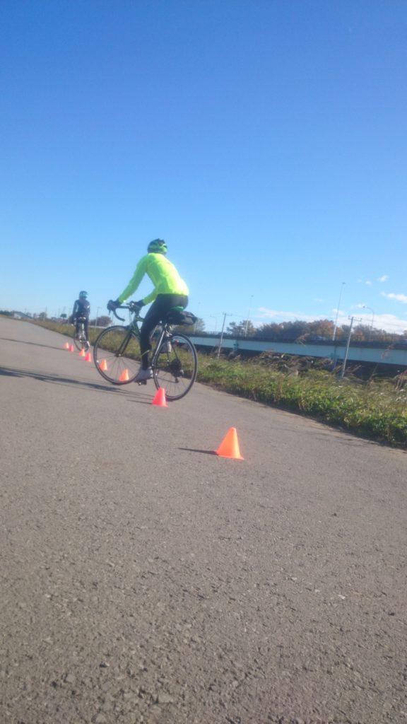 秋の大運動会「もてぎ7時間エンデューロ」初参加者向けの練習会開催しました。