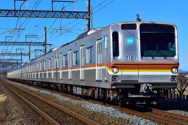 R7000系 NEW105にまったく新しい……が採用されております。