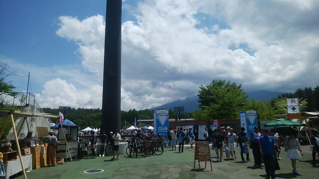 Mt.富士ヒルクライム参加してきました!!(前日編)