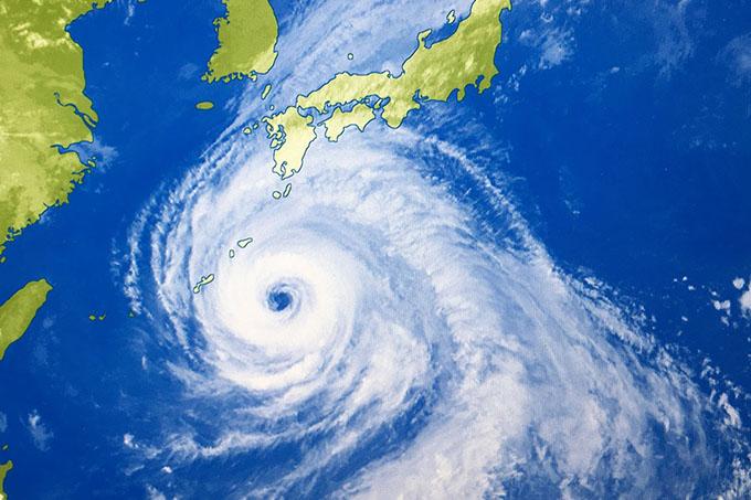 本日9月30日台風24号(チャーミー)にて18:00閉店とさせていただきます