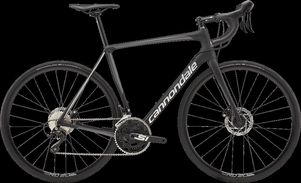 大特価!!サイクリングやロングライドにオススメ快適カーボンバイク!キャノンデール シナプスカーボンDisc105