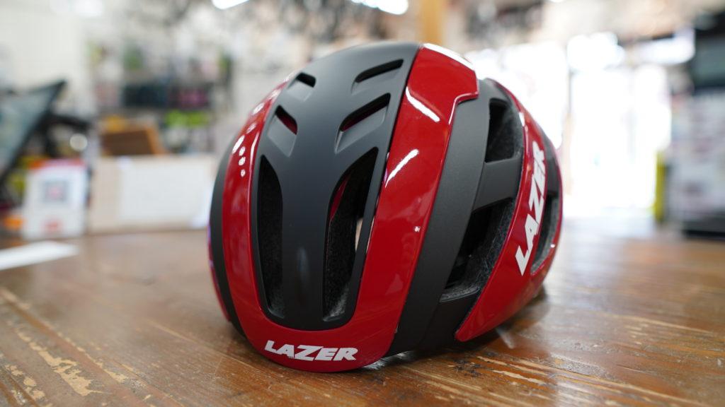 モードの切り替えができるヘルメット LAZER CENTURY AF